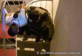 Detienen a dos sujetos por muerte de un hombre en Santa Rosa Jáuregui - Quadratín Querétaro