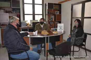 La localidad de Riobamba recibió a la legisladora departamental Victoria Busso - Nexos del Sur