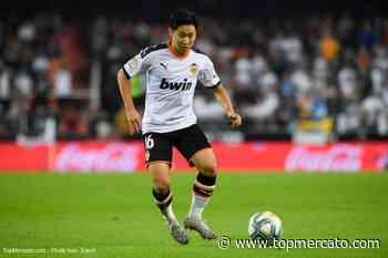 Valence : Lee Kang-In aurait demandé à partir - Top Mercato.com