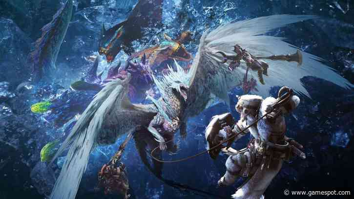 Monster Hunter World: Iceborne Title Update 4 Patch Notes Add Alatreon, Frostfang Barioth
