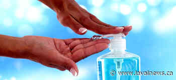 Yet more hand sanitizer warnings from Health Canada - Laval News