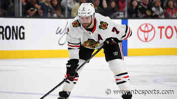 If Brent Seabrook returns, where does he fit in Blackhawks' postseason lineup?