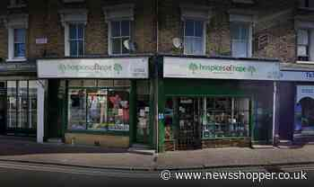 Bexley: String of attacks on Hospices of Hope charity shops