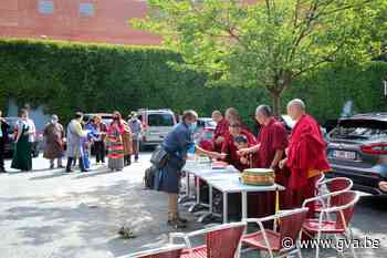 Tibetaanse gemeenschap viert Dalai Lama in Mortsel - Gazet van Antwerpen