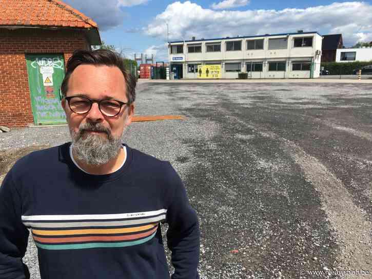 """Groen Willebroek vindt dat Coolrec de milieuregels met de voeten treedt: """"Dat er bedrijfsafvalwater uitloopt in de Bosbeek is totaal onaanvaardbaar"""""""