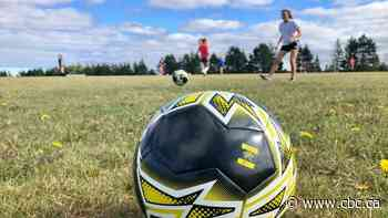 Making Soccer work during COVID-19: No heads, no hands, a lot of sanitizer