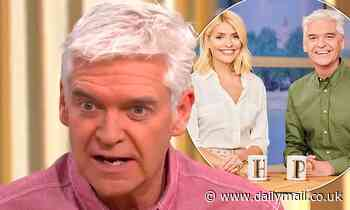 Phillip Schofield dismisses rumours he's leaving This Morning
