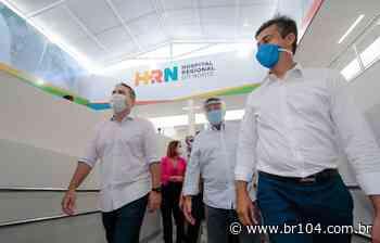 Renan Filho inaugura o Hospital Regional do Norte em Porto Calvo - BR 104