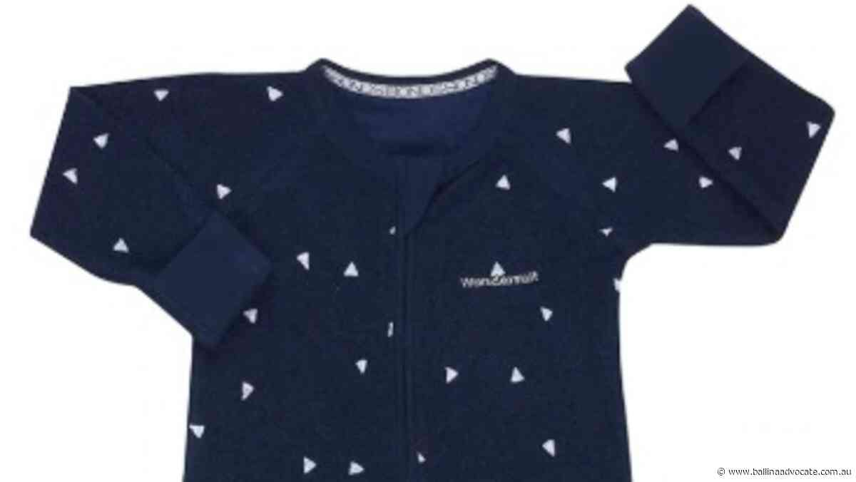Wondersuit recalled over safety 'failure' - Ballina Shire Advocate