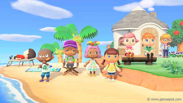 Animal Crossing: New Horizons Adds New Seasonal Item