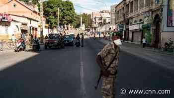 Madagascar reimposes lockdown in capital as coronavirus cases surge - CNN
