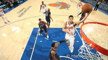 Rumor: Knicks could trade for Suns star Devin Booker