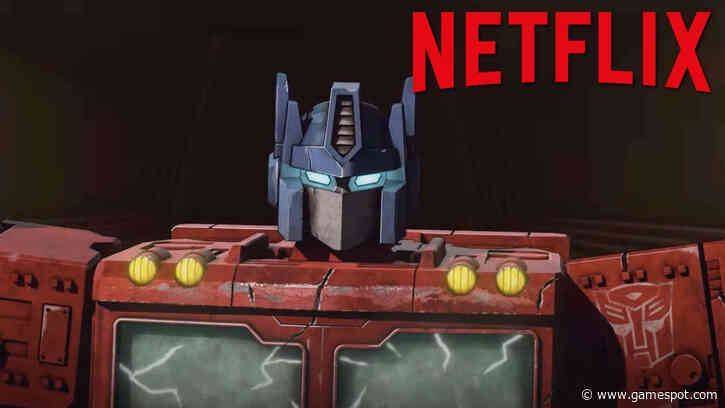 Netflix's Transformers: War For Cybertron Trilogy Gets Explosive New Trailer, Watch It Here