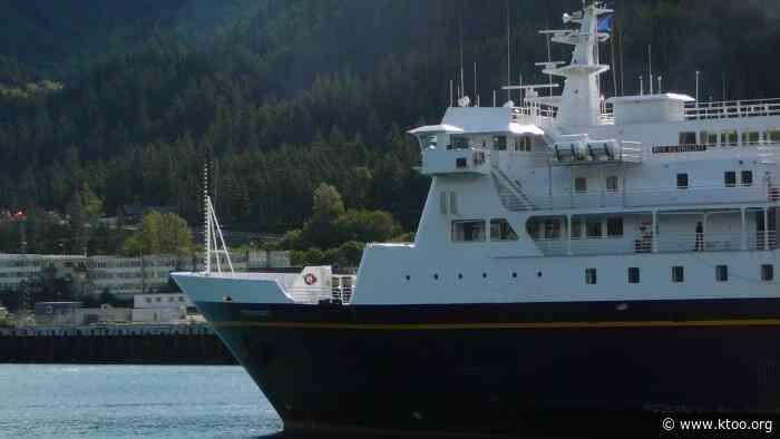 Passenger on board the Alaska ferry Kennicott tests positive for COVID-19