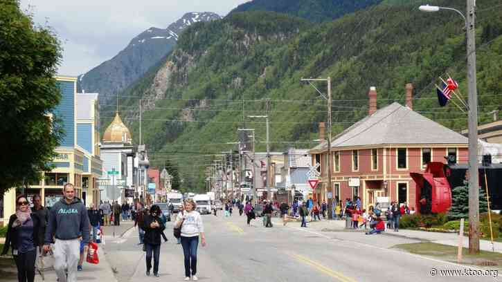 Skagway asks small cruise ships not to come…for now