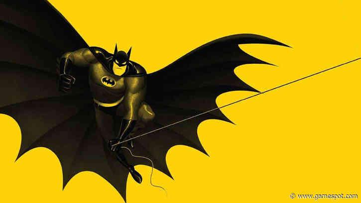 New Batman Art Book Celebrates The Wonderful Animated Series