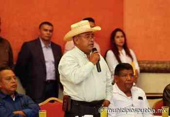 Regresa Ignacio Salvador a la presidencia municipal de Ajalpan - Municipios Puebla