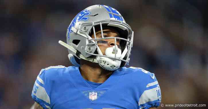 Former Detroit Lions 2nd-round pick Teez Tabor waived from 49ers