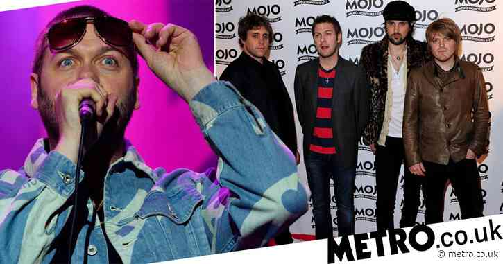 Tom Meighan insists he's 'doing well' as he addresses Kasabian departure