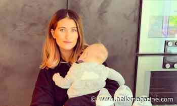 Charley Webb reveals clever teething tip inspired by her son Ace's struggles