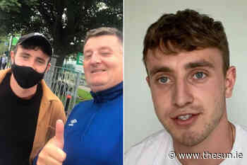 Paul Mescal 'loving Waterford' as he's spotted out for a walk in Dungarvan - The Irish Sun