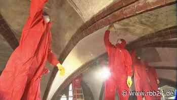 Reparatur der Maria-Magdalenen-Kirche in Eberswalde (Barnim) geht voran - rbb-online.de