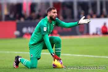 """Milan, Amelia supplica Donnarumma: """"Gigio, devi firmare"""" - Tuttosport"""