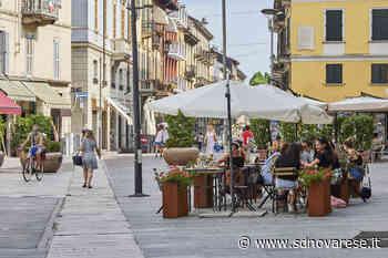 Novara, più spazio per dehors di bar e ristoranti: i cittadini plaudono - L'azione - Novara