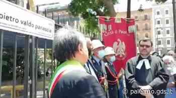 Strada di Palermo intitolata al pastore Panascia: il video della cerimonia - Giornale di Sicilia