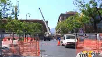 Via ai lavori in via Ruggero Settimo a Palermo: da oggi strada chiusa - Giornale di Sicilia