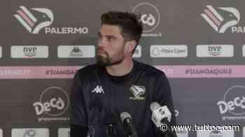 """Palermo, Pelagotti: """"Resterei altri 10 anni, puntiamo alla Serie A"""" - Tutto Lega Pro"""