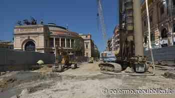 Palermo, stamattina chiude via Ruggero Settimo per i lavori dell'anello ferroviario - La Repubblica