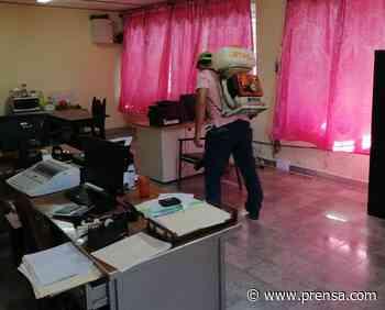 Funcionarios del Municipio de Pocrí son enviados a casa luego que una colaboradora tuvo contacto con un caso positivo de Covid-19 - La Prensa Panamá