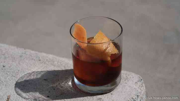 Love Negronis? You Need to Try this Cocktail