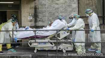 US coronavirus death toll passes 130,000: Live updates - Al Jazeera English