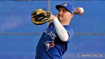 Blue Jays' McGuire fined after pleading no contest to disorderly conduct charge
