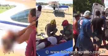 Grave acidente deixa um morto e sete feridos na Transgarimpeira, em Itaituba - Jornal Folha do Progresso