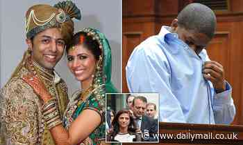 Taxi driver who organised Anni Dewani's execution freed after serving HALF his 18-year sentence