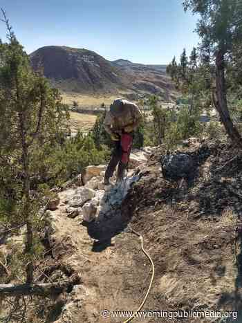 Thermopolis To Create Plan For New Trail System - Wyoming Public Media