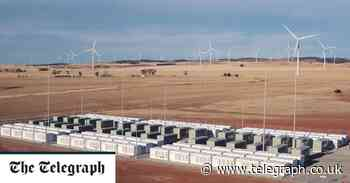 Giant Tesla batteries to store green power in Dorset - Telegraph.co.uk