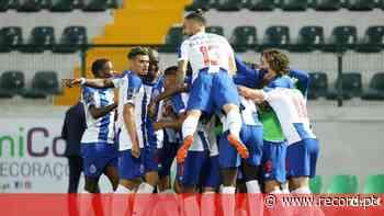 FC Porto vence em Paços de Ferreira e fica com mais 6 pontos que o Benfica - Record