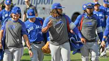 Toronto Blue Jays are back in town, ready to play ball