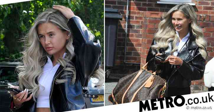 Molly-Mae Hague is feeling fresh as she rocks new head of hair following salon trip