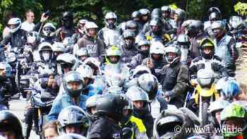 Biker-Demo in Wermelskirchen - WDR Nachrichten