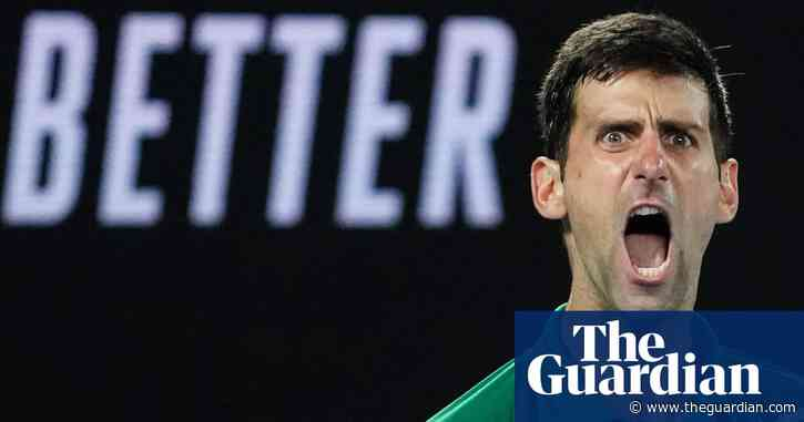 The greatest: Novak Djokovic – speedy superserver who masters mind games - The Guardian