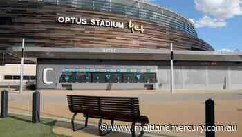 Virus concern may limit WA derby AFL crowd - The Maitland Mercury