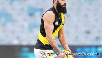 Houli out of Tigers' Queensland AFL hub - The Maitland Mercury