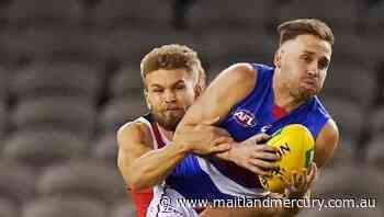 Dogs dispute new AFL dangerous-tackle laws - The Maitland Mercury
