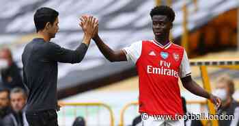 Rio Ferdinand hails Bukayo Saka as Arsenal fans send Ainsley Maitland-Niles message - Football.London