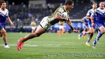 Dogs show heart in NRL loss to Souths - The Maitland Mercury